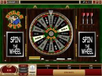 Bulls Eye Progressive Slot