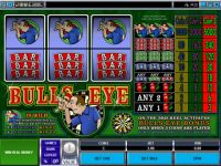 Bulls Eye Mini Progressive Slot