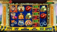 Cash Bandit 2 Progressive Slot