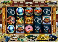 Cash Bandits Progressive Slot
