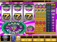 Cash Clams Progressive Slot