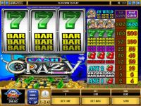 Cash Crazy Progressive Slot