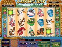 NuWorks Catch Of The Day slot Slot Reels
