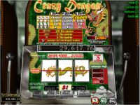 Crazy Dragon Progressive Slot