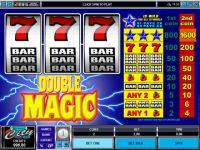 Double Magic Progressive Slot