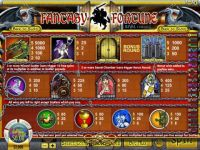 Fantasy Fortune Progressive Slot
