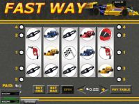 Fast Way Progressive Slot