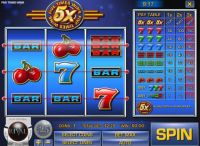 Five Times Wins Progressive Slot