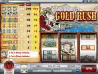 Gold Rush Progressive Slot