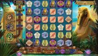 Legend of the Nile Progressive Slot