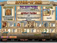 Legend of Zeus Progressive Slot