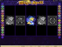 Magic Spell Progressive Slot