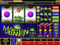 Martian Money Progressive Slot