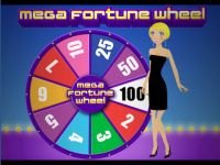 Mega Fortune Wheel Progressive Slot