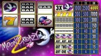 Moon Crazy Progressive Slot