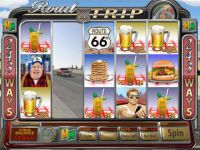Road Trip Max Ways Progressive Slot