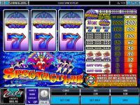 Spectacular Wheel of Wealth Progressive Slot