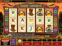 Sunset Showdown Progressive Slot