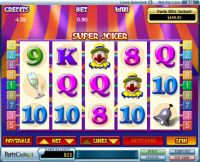 Super Joker Progressive Slot