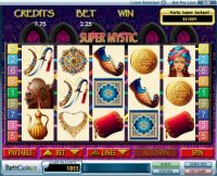 Super Mystic Progressive Slot