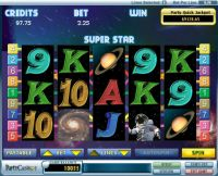Super Star Progressive Slot
