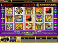 Treasure Nile Progressive Slot