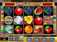 Wheel of Wealth Special Edition Progressive Slot