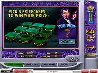 Win a Million Dollars Progressive Slot