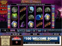 Witches and Warlocks Progressive Slot